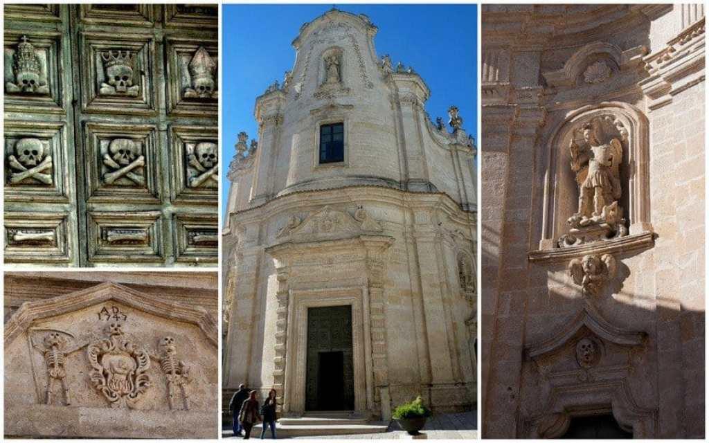 Church of Purgatory, Matera