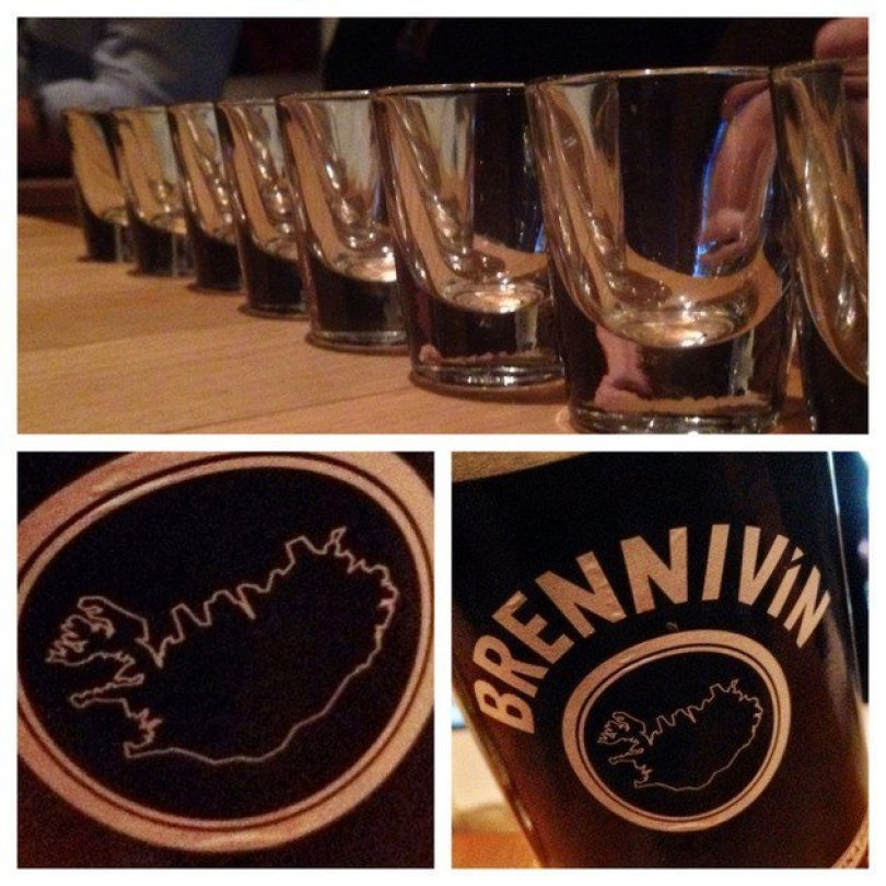 Brennivin, Icelandic Scnapps