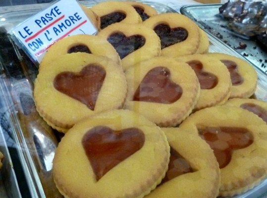 Heart Cookies Bologna