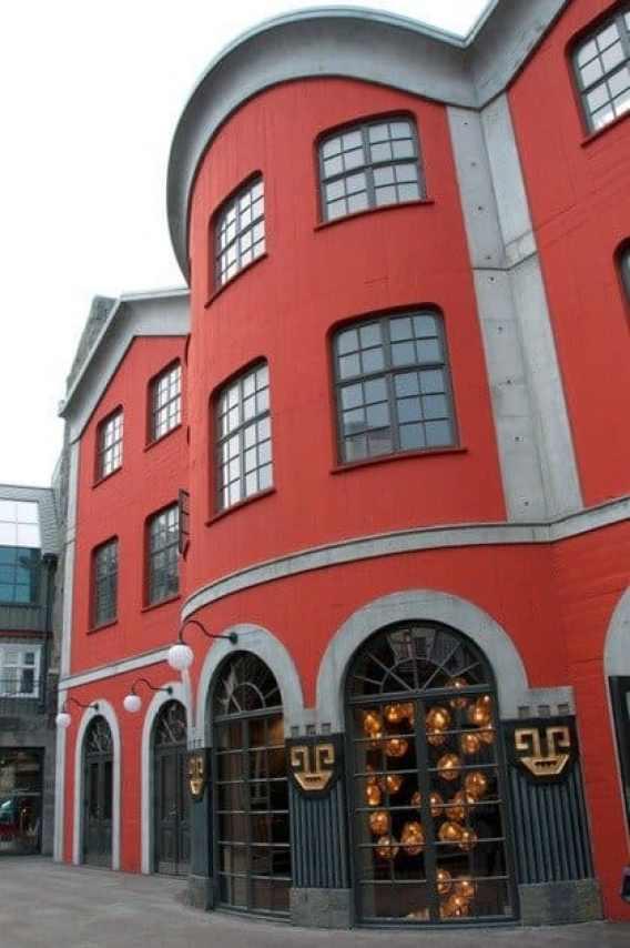 Grillmarket Restaurant Reykjavik