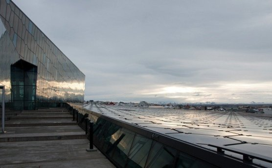 The Terrace, Harpa