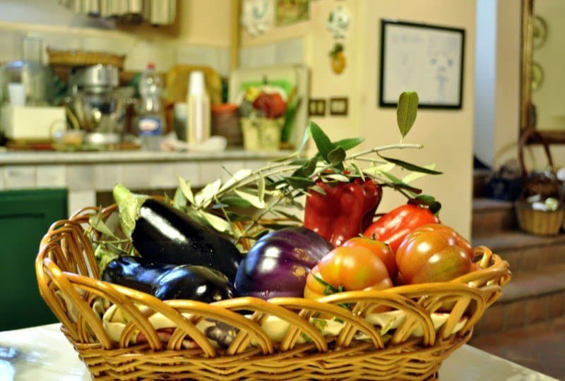 Sicilian Produce