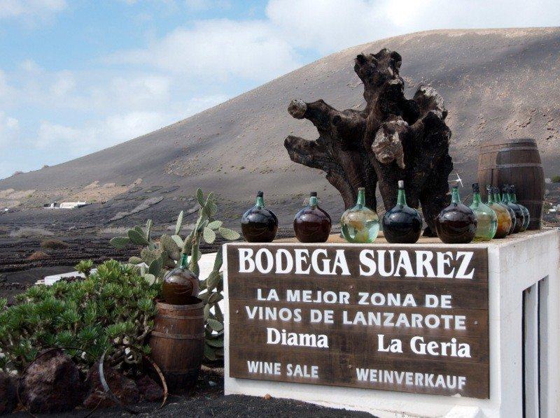 Bodega Suarez, Lanzarote