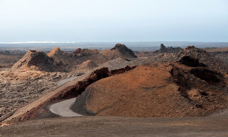 Top 5 Sights to see in Lanzarote
