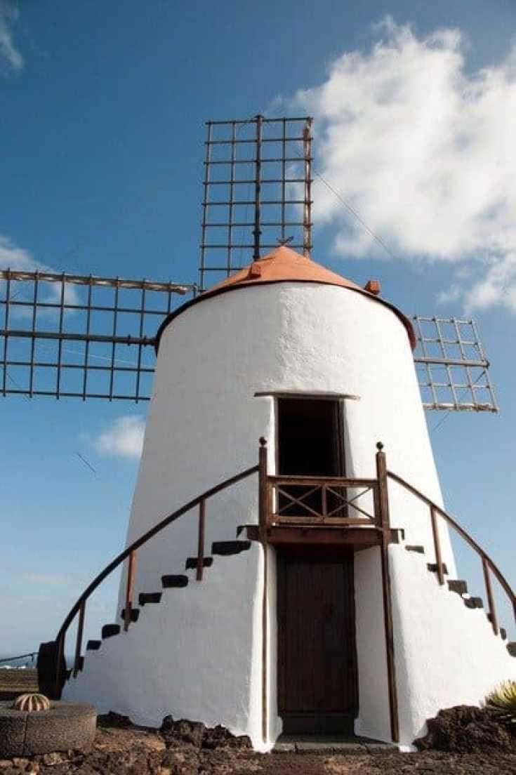 Windmill Lanzarote