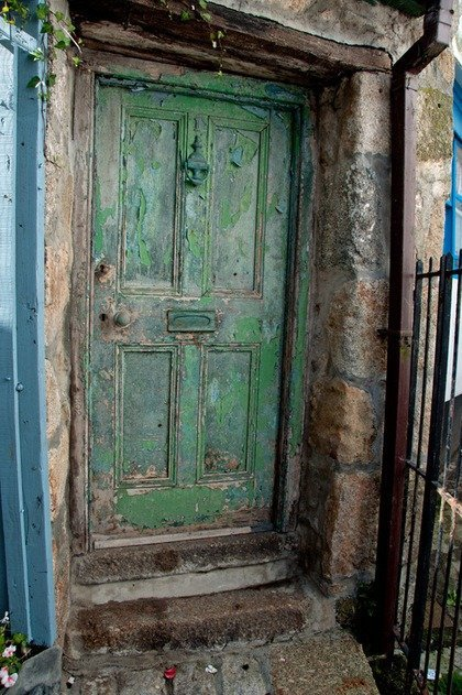The Old Green Door, St Ives
