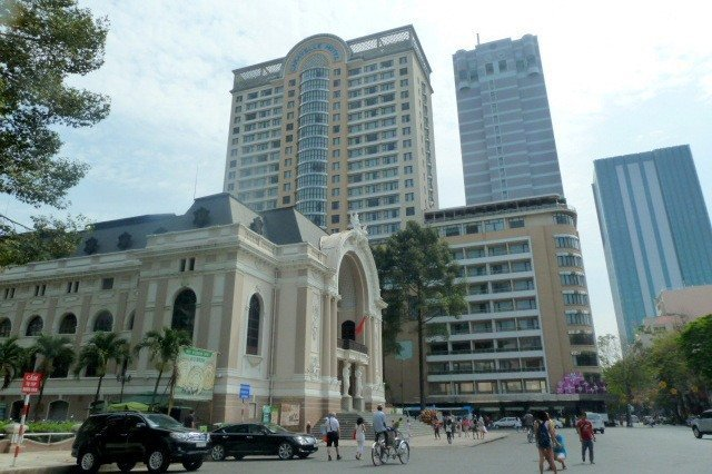 The Caravelle, Saigon