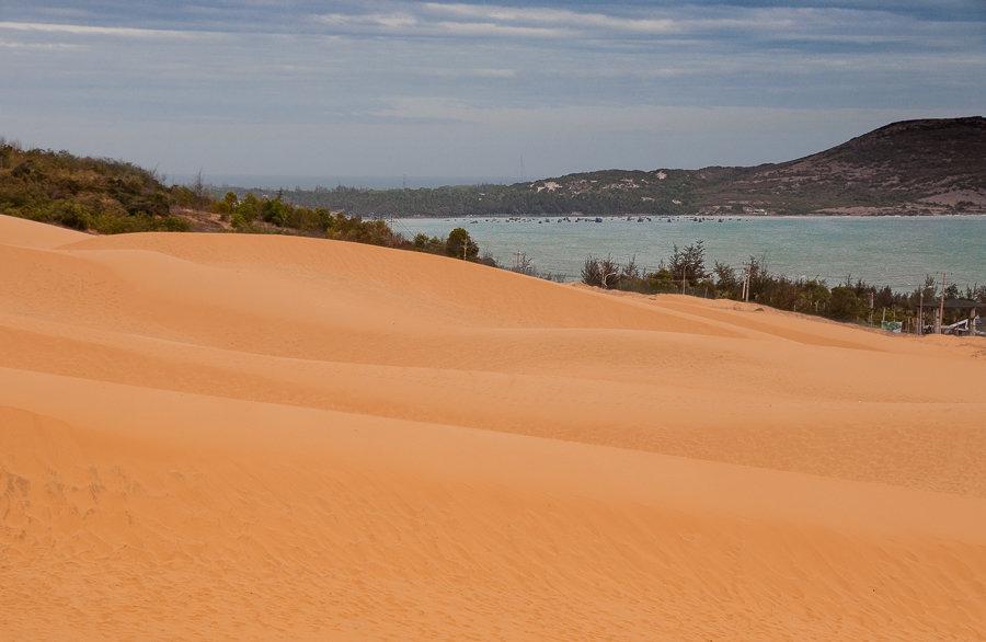 Red Sand Dunes, Mui Ne, Vietnam