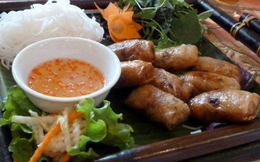 Vietnamese Deep Fried Spring Rolls