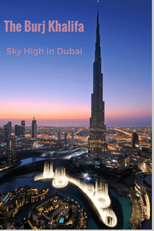 Sky High In Dubai At The Burj Khalifa