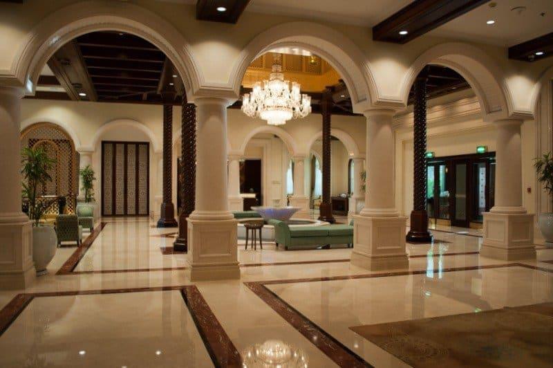 Ritz-Carlton, Dubai Lobby