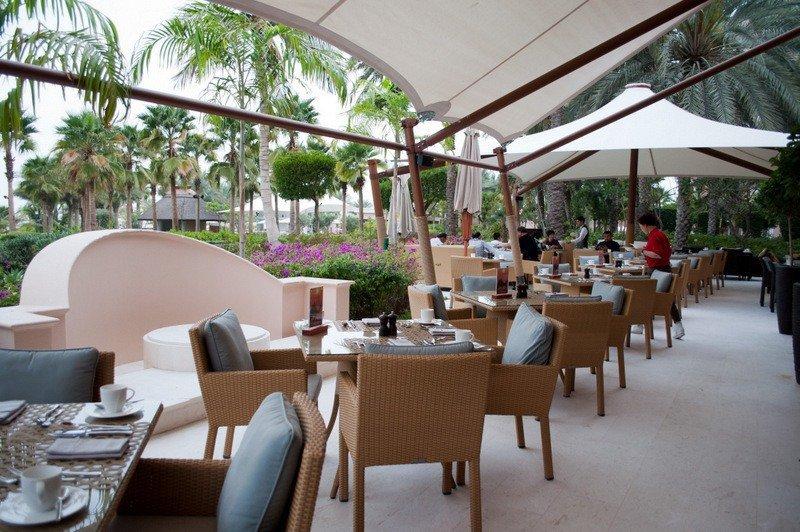 Terrace Ritz Carlton
