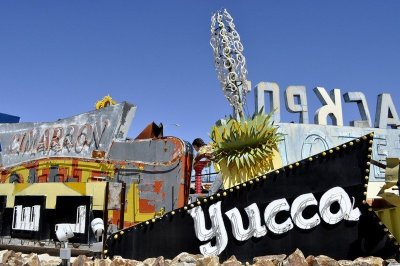 Vegas Kitsch and the Neon Boneyard