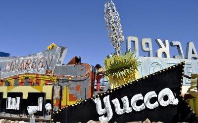 Vegas Kitsch and the Neon Boneyard