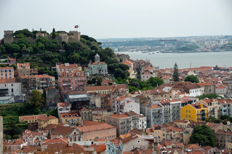 Win Flights to Lisbon