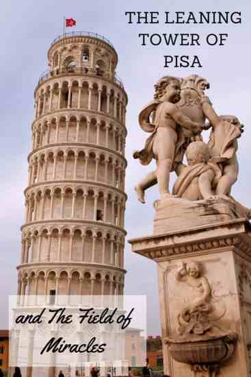 A visit to the Leaning Tower of Pisa and the Field of Miracles