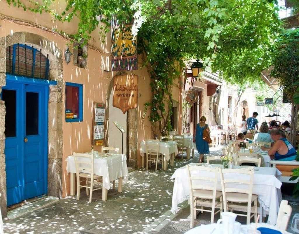 The Old Town Rethymno