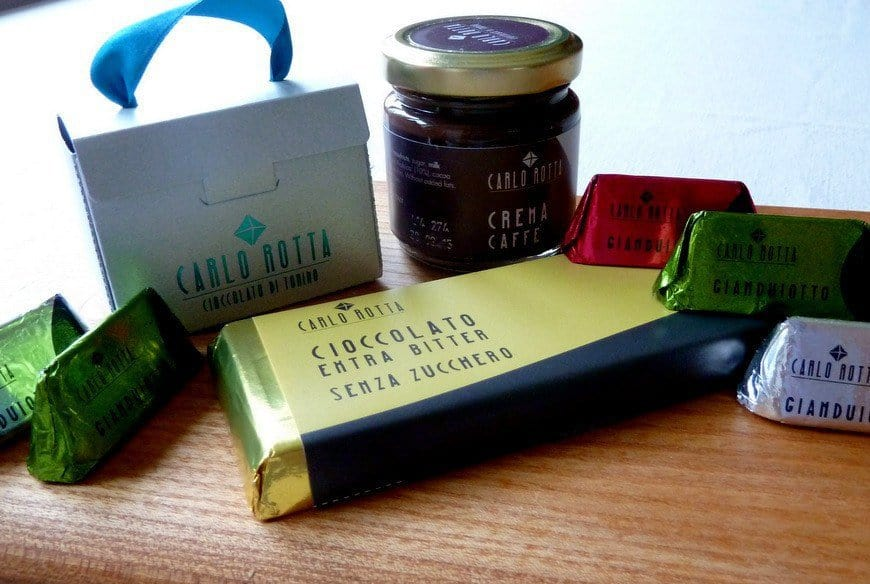 Carlo Rotta Italian Chocolate