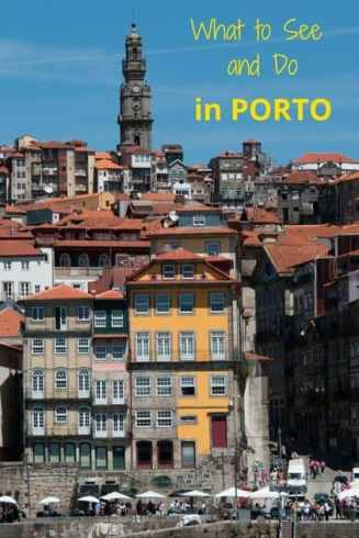 See and do in Porto