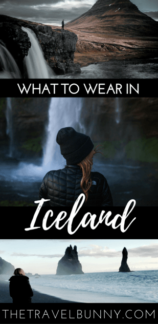 Packing Guide. What to wear in Iceland - packing tips for your trip to the ever-changing climate in Iceland. Both summer and winter packing tips to help you make the most from your trip.