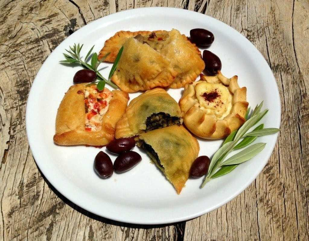 Greek Pies and Pastries