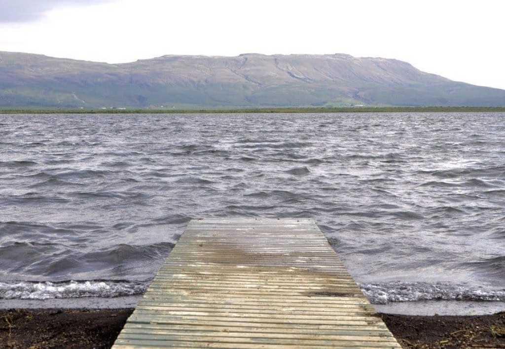 Laugarvatn Lake, Iceland