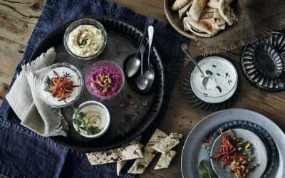 Mouth-watering Mezze and a Giveaway