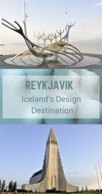 Reykjavik - Iceland's Design Destination full of art, design and creativity. Here are my Reykjavik design favourites