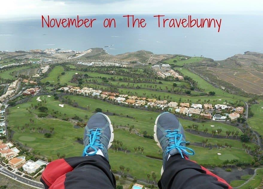 November 2015 on The Travelbunny