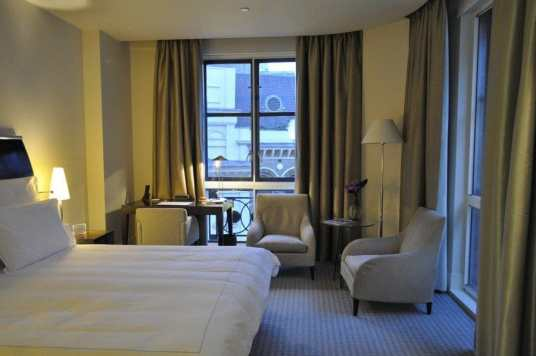 Deluxe Bedroom at One Aldwych