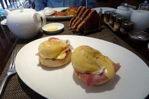 Eggs Benedict One Aldwych