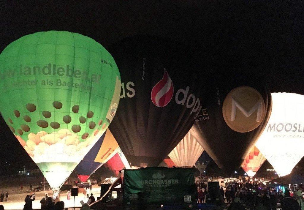 Filzmoos Balloon Night