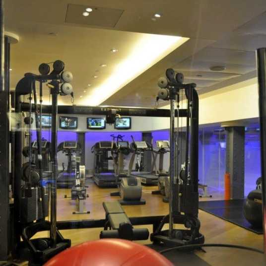 Gym at One Aldwych