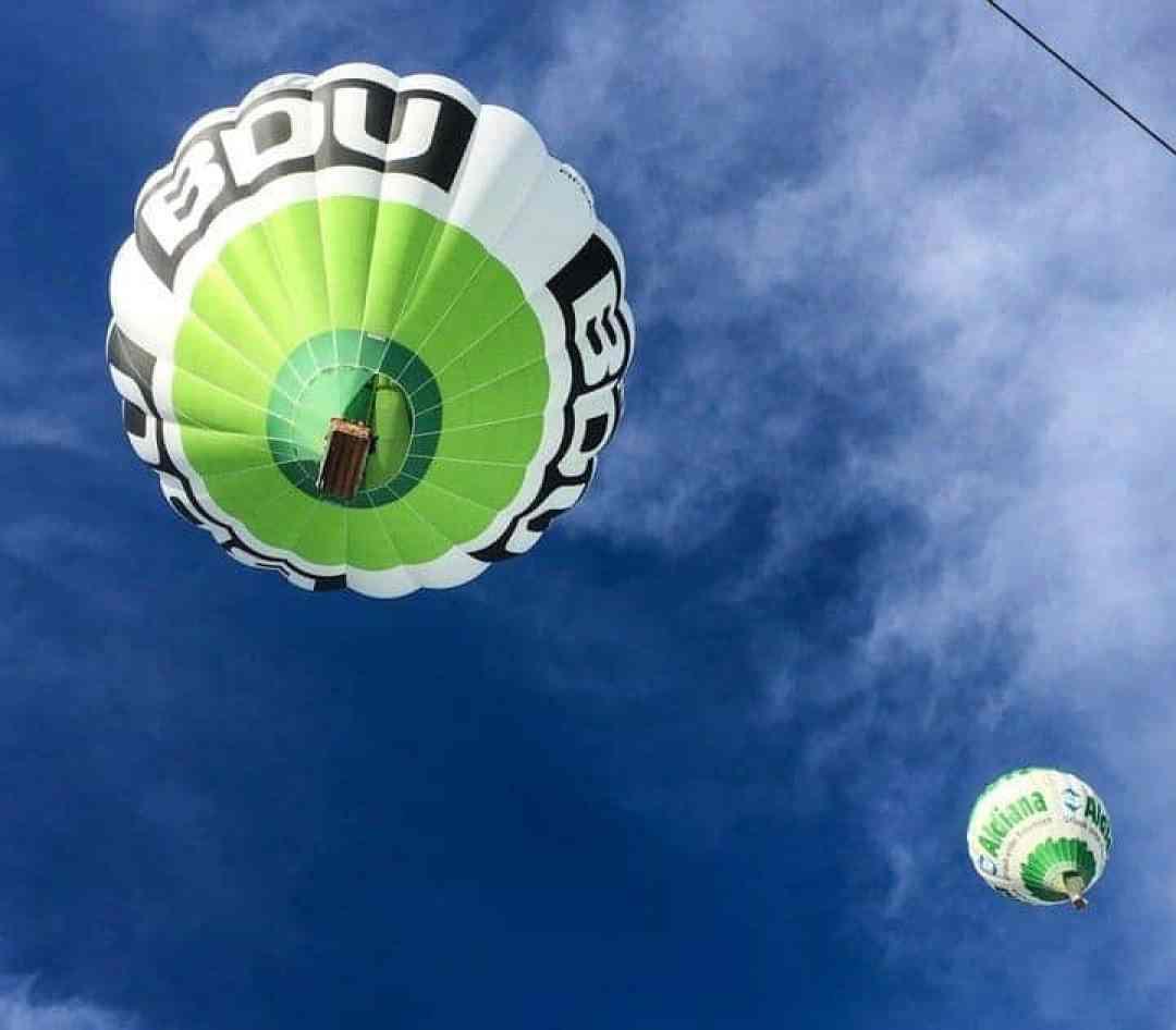 Hot Air Balloons Filzmoos