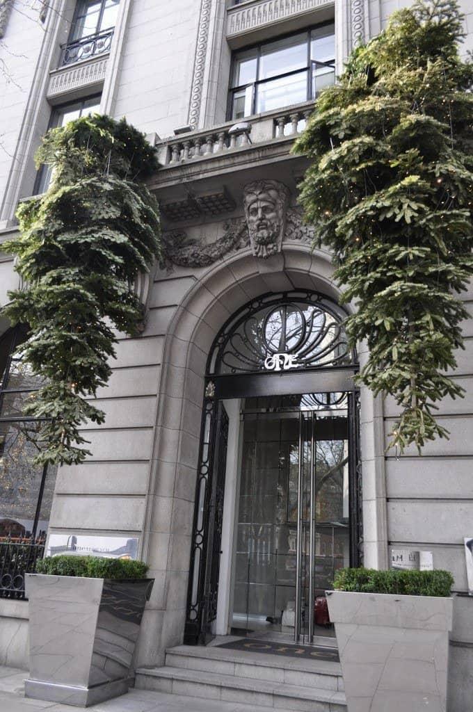 One Aldwych Entrance