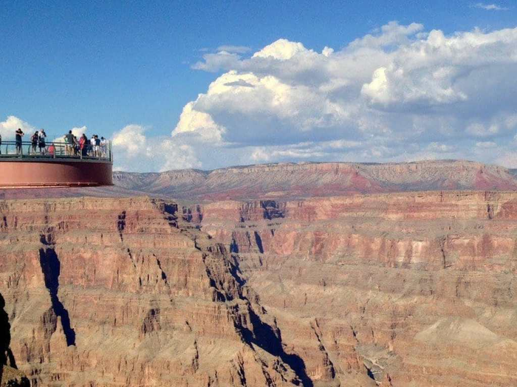 Skywalk Grand Canyon West Rim
