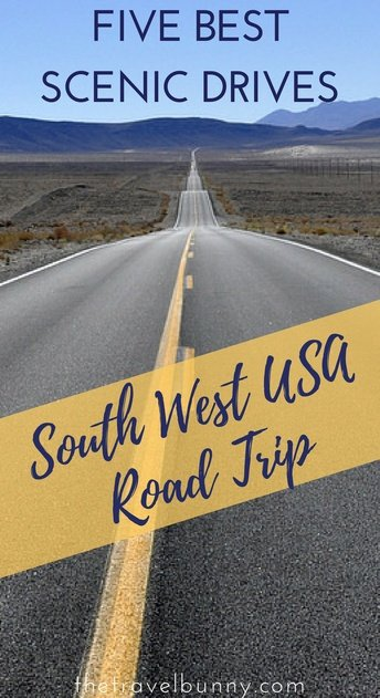 Five epic road trip stops on your south west USA road trip #roadtrip #USA