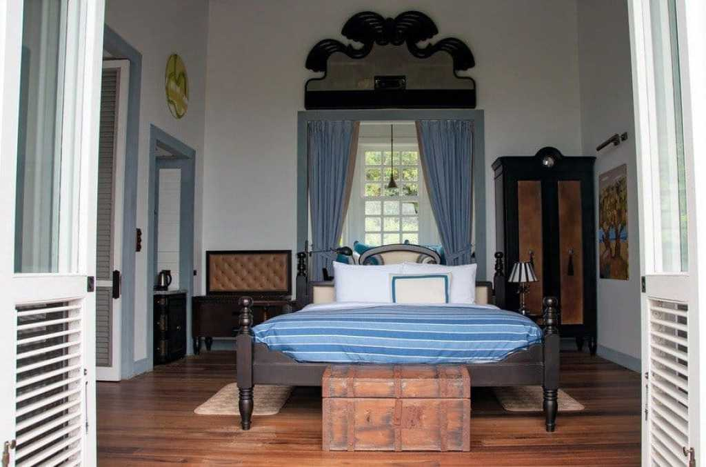 Guestroom Bedroom, Belle Mont Farm