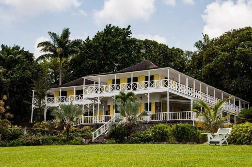 Ottley Plantation Inn, St Kitts