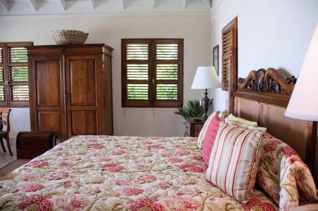 Ottley's Cottage Bedroom