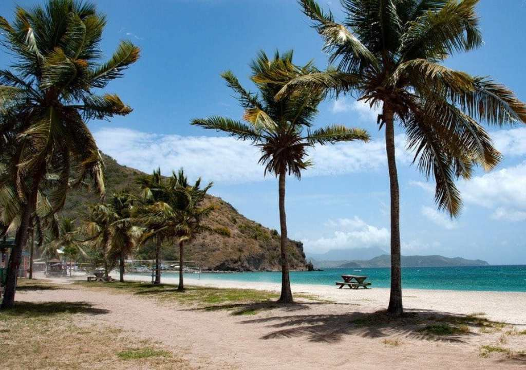 Timothy Beach, St Kitts