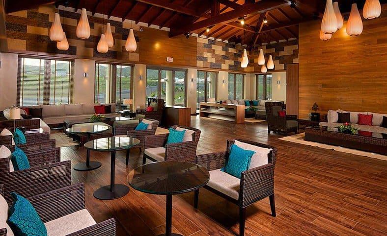 Yu Lounge Luxury St Kitts
