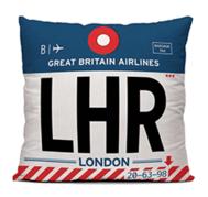 Airportag cushion
