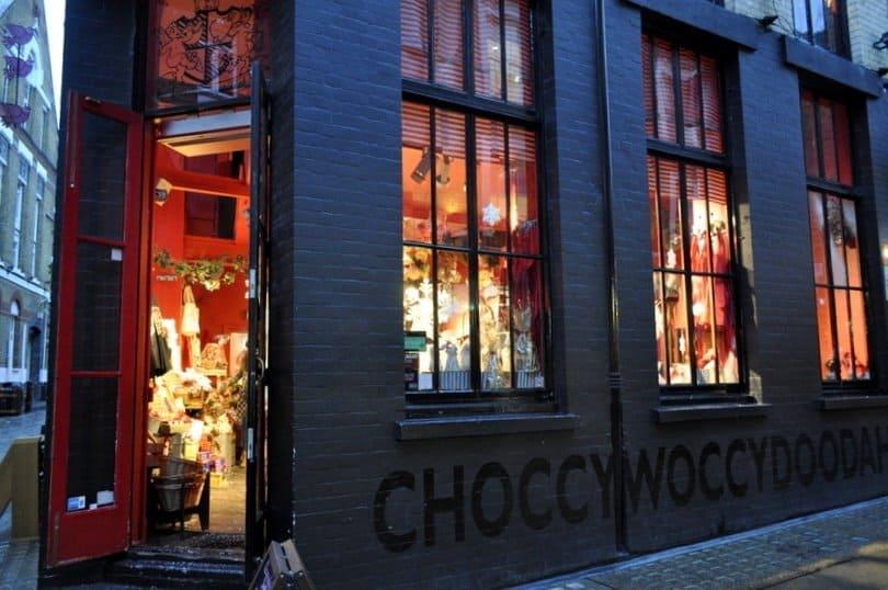 Choccywoccydoodah London Dessert Tour