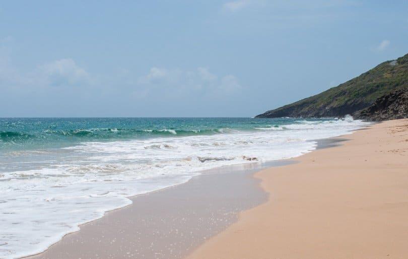 South Friar's Beach St Kitts