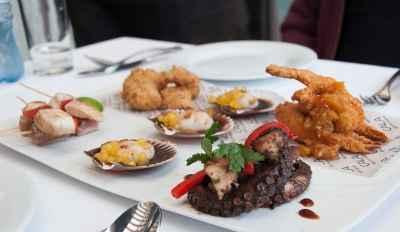 A Lima Food Tour with Da Taste of Peru