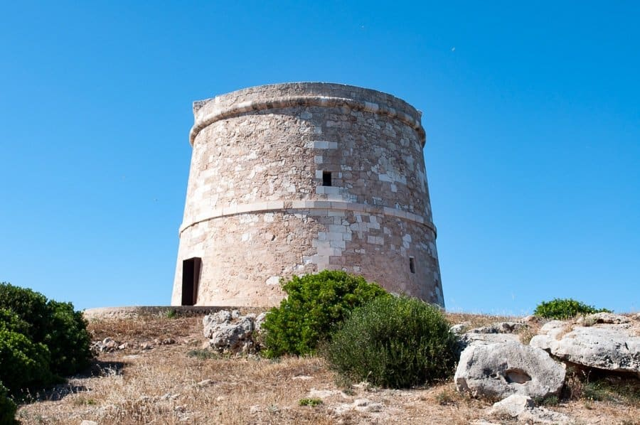 Menorca Watchtower