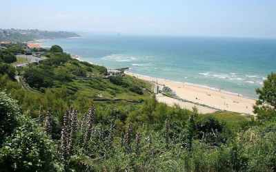 Biarritz, Bidart and Beautiful Beaches in French Basque Country
