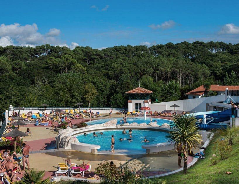 Yelloh Village Ilbarritz Pool