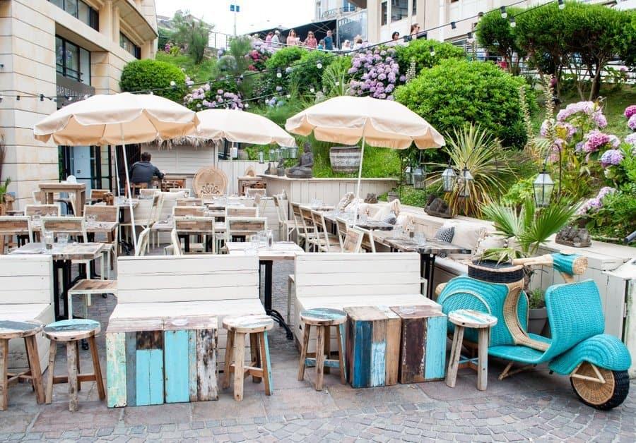 Bar la Plage Biarritz